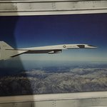 North American XB-70 Valkyrie. It was 185 feet long.