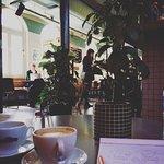 Plants, Interior + me at Instock