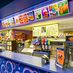 Quinch your thirst and feed your hunger at our snackbar!