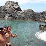 Nossos guias na Natural Pool Conchi