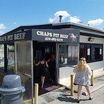 Chaps Pit Beef resmi