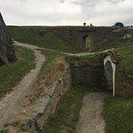 Tunnels around Kristiansten Fortress