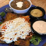 Bilde fra The Wild Cow Vegetarian Restaurant