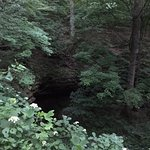 The Entrance to Crystal Cave