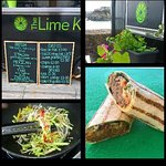 We celebrate flavors from around the world at the Lime Kitcchen