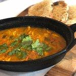 Chicken Tagine Soup