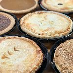 Pies - Apple, Berry, Cream, Pecan, Chocolate and more