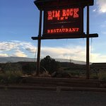 Foto de The Rim Rock Restaurant