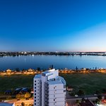 Swan River view