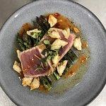 Chef Favela's Bigeye Ahi Tuna Special