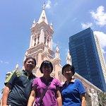 """""""Danang car rental - Pink Church in Da Nang"""""""