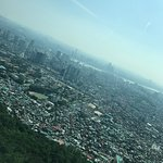 N Seoul Tower from the TOP