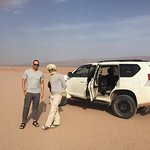 Our guide Yahya, he's the best!!