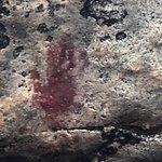 Photo of The Astuvansalmi rock paintings