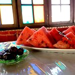Tea House (watermelon & dates)