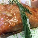 Fantastic Glazed Salmon