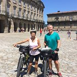 We did it! 7 days on the Portuguese Camino trail!