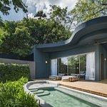 Grand Beachfront Pool Villa