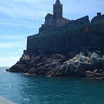 Passing by Portovenere