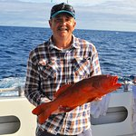 fishing the Abrolhos Islands