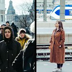 Amsterdam is the birthplace of diversity, Anya is a former refugee, walk with us and hear her st