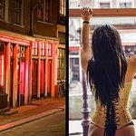 Our Red Light District is world famous. Walk with us and hear the story of a sex worker!