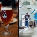 Brewing beer is one of Amsterdams oldest industries. Join us and hear the story of a microbrewer