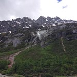 Mountains in Bipenggou