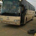 Luxury buses for group travel Nairobi like conference