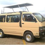 Safari vans for safaris