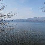 屈斜路湖の眺め