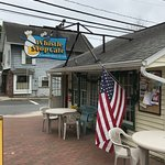 The Whistle Stop Cafe in Deep River, CT