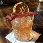 Maple Bacon Old-Fashioned