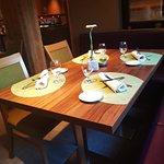 Topinambur Restaurant Foto