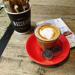 Photo of Macchiato Wood Fire Pizza & Coffee Roastery