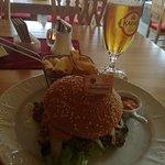 Hamburger Valerie ( enorme )