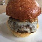 Bild från 5 Napkin Burger