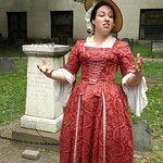 Elizabeth Arielle Freedom Trail Tours