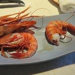 Super sweet prawns