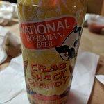 Local Beer nice citrus flavor