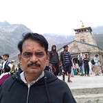 kedarnath mandir long view
