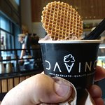 Το παγωτό DaVinci σε κυπελάκι !