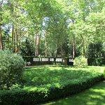 Un jardin magnifique