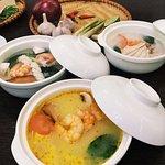 тайские супы