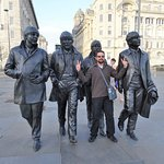 The Beatles larger than life!!