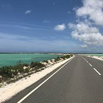 Causeway to middle caicos