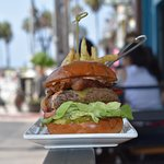Breakwater burger