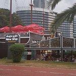 New ship restaurant