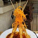 Coconut Shrimp Sticks