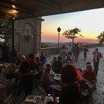 Sunset at La Vigna